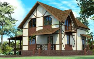 Проект дома 118,9 м.кв.