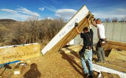 Строительство канадского дома